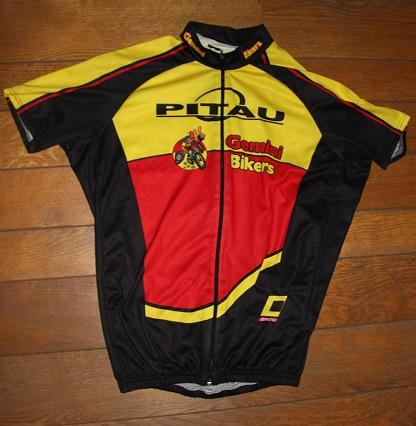 Maillot court